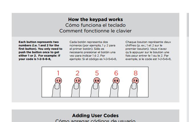 kwikset lock how to change code