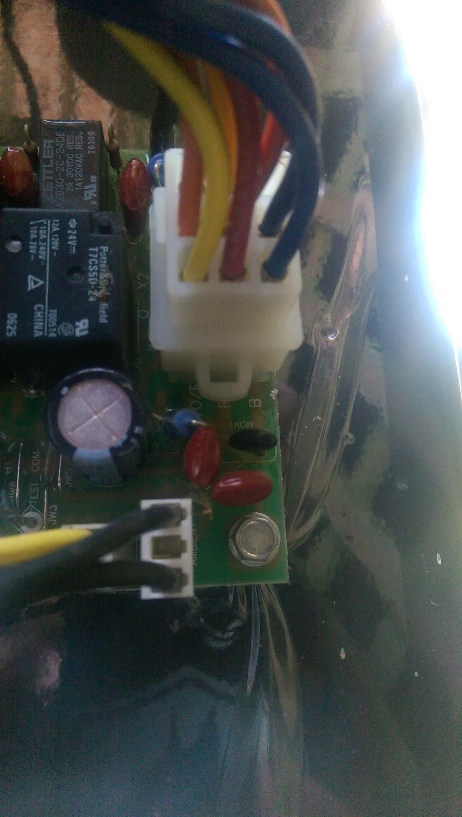 Trane Xl14i Capacitor Wiring Diagram Electrical Diagrams Xv90 Heat Pump Solutions Split System