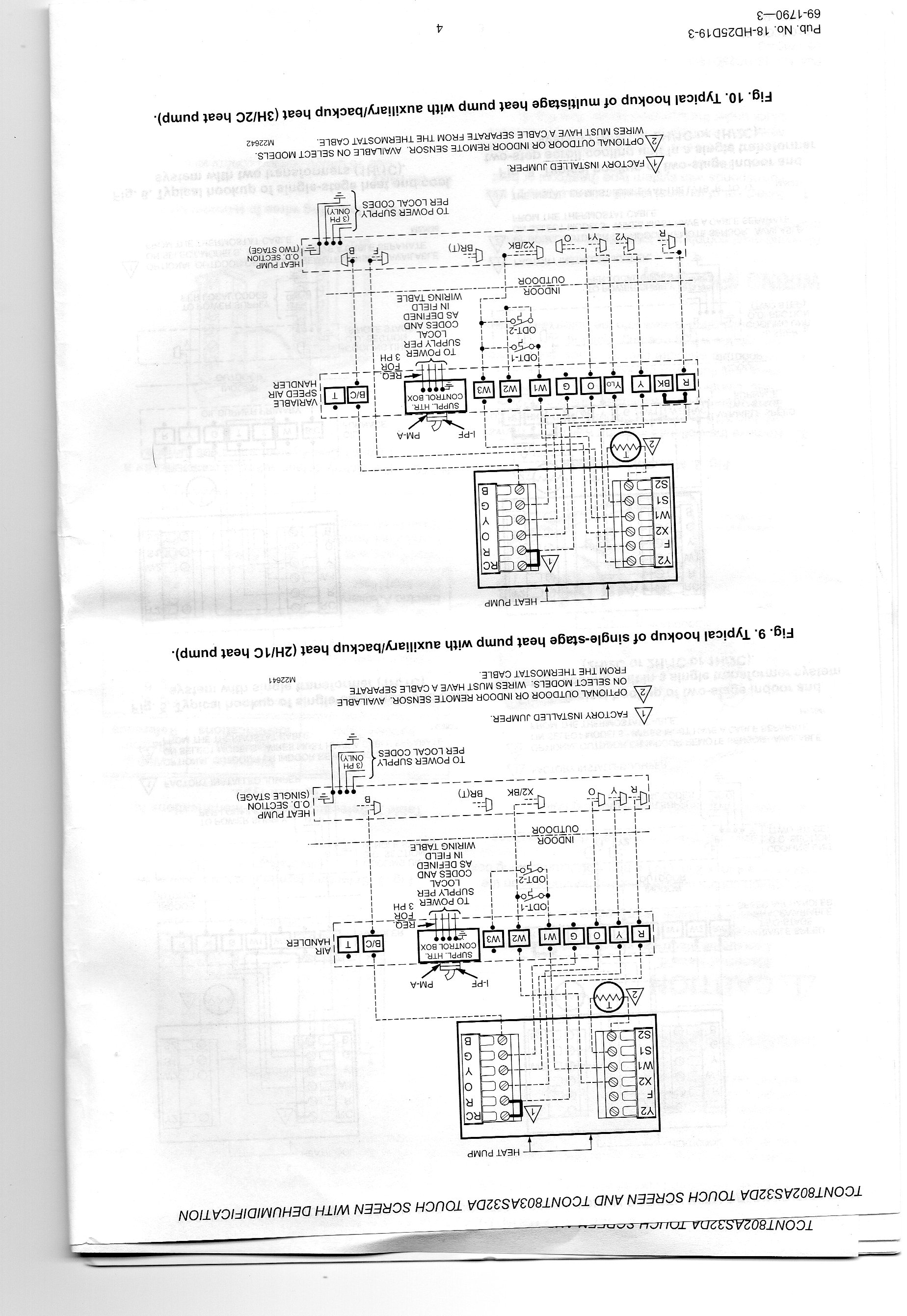 Trane thermo wiring diagram adc t2000 heat pump issue page 2 suretydiy security and automation trane heat pump wiring diagram at reclaimingppi.co