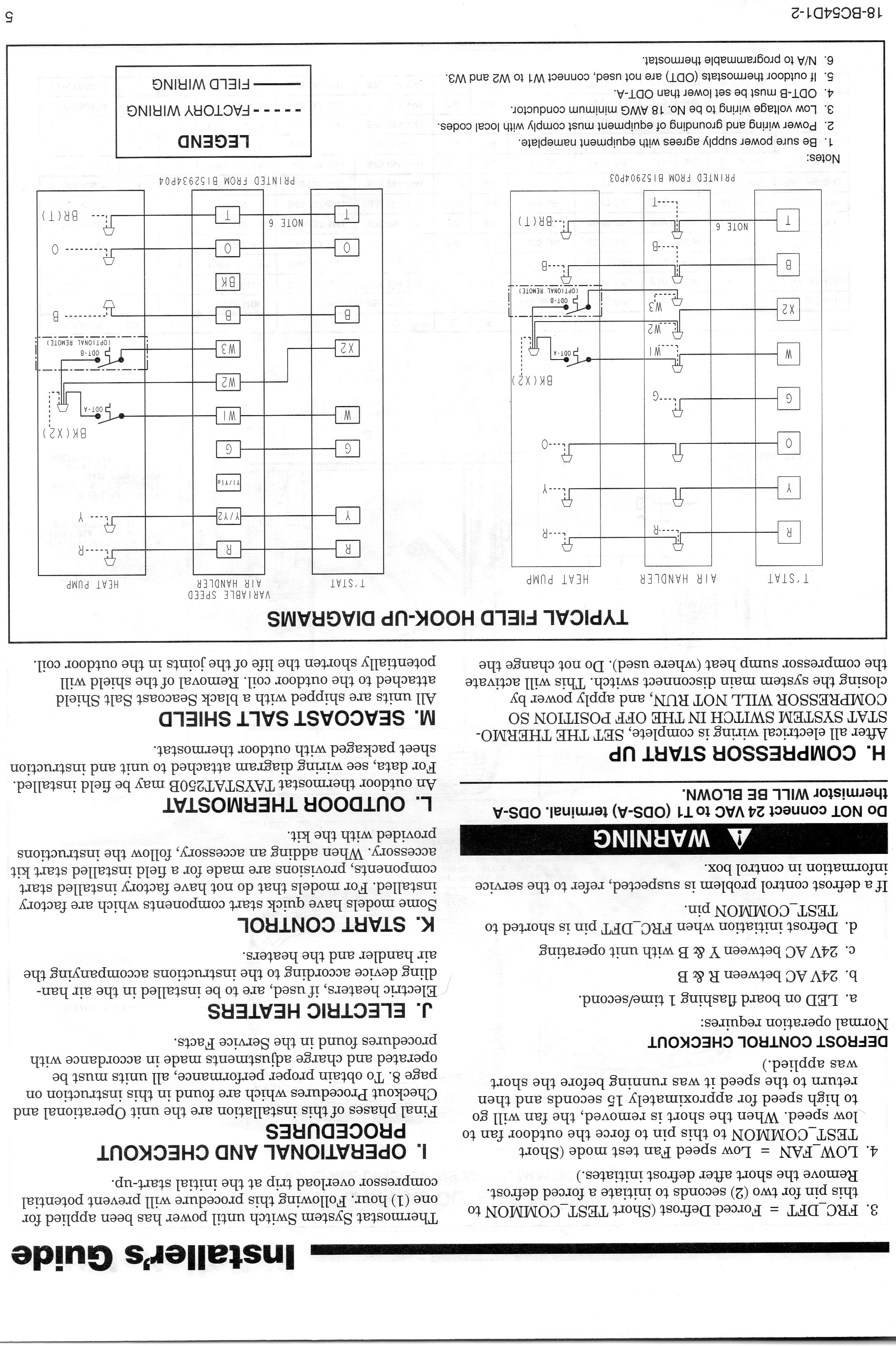 Adc T2000 Heat Pump Issue Suretydiy Security And Automation Ac Wiring Img001